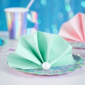 bruiloft-decoratie-servetten-mint-4