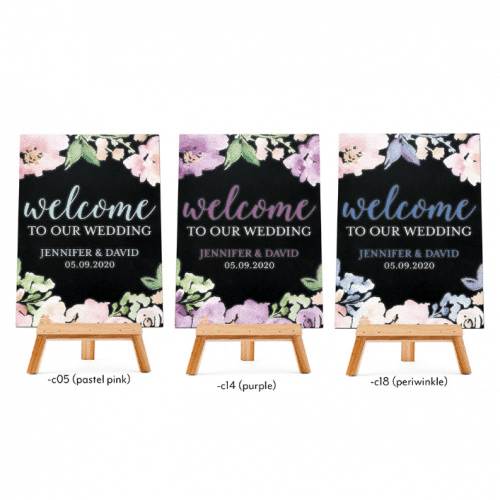 welcome-sign-floral