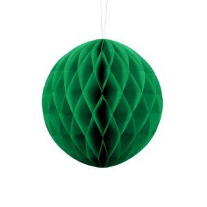 bruiloft-decoratie-honeycomb-groen