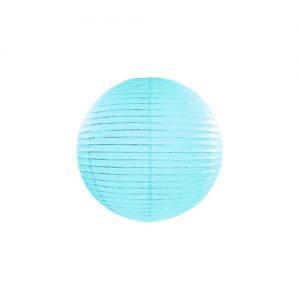 bruiloft-decoratie-lampion-lichtblauw-20cm