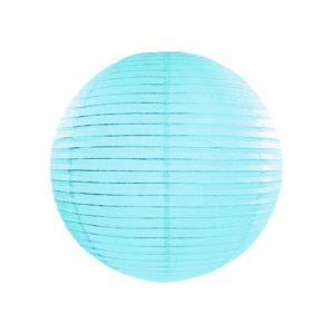 bruiloft-decoratie-lampion-lichtblauw-35cm