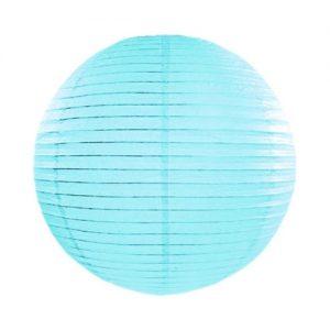 bruiloft-decoratie-lampion-lichtblauw-45cm