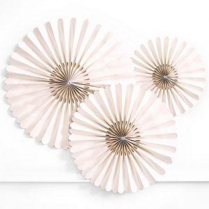 bruiloft-decoratie-paper-fans-beige