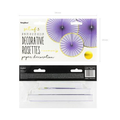 bruiloft-decoratie-paper-fans-lila-gold-3