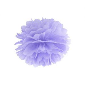 bruiloft-decoratie-pompom-lila