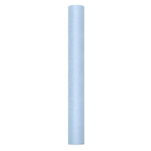 bruiloft-decoratie-rol-tule-licht-blauw-50-cm
