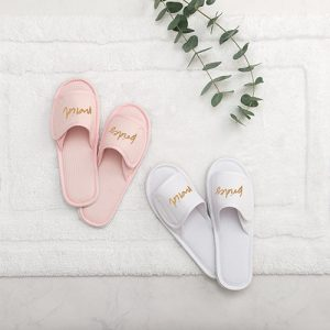 bruiloft-decoratie-slippers-bridesmaid