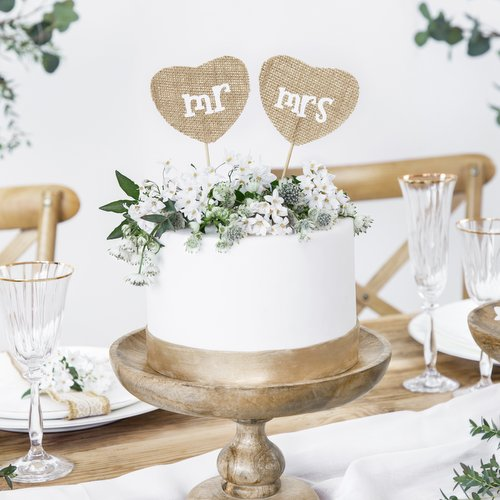 bruiloft-decoratie-cake-toppers-juten-hartjes-mr-mrs-3