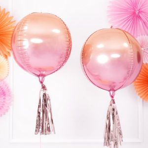 bruiloft-decoratie-folieballon-pink-orange-3