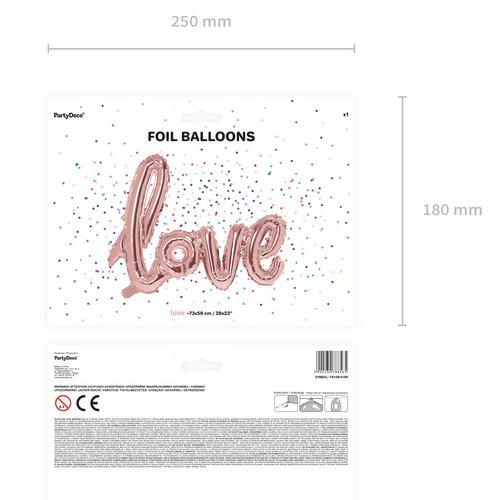bruiloft-decoratie-folieballonnen-love-rosegoud-3