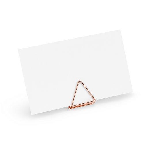 bruiloft-decoratie-plaatskaarthouders-triangle-rosegoud-2