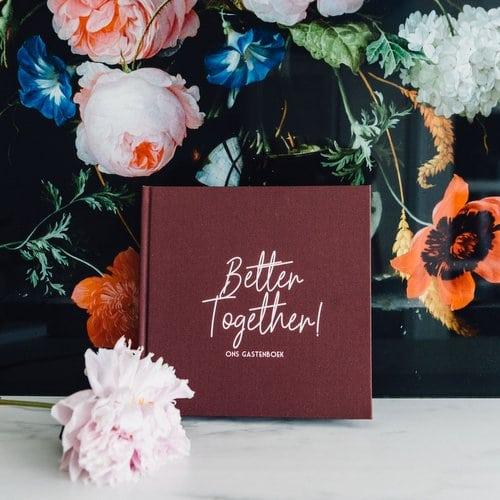 bruiloft-decoratie-gastenboek-better-together-burgundy-2