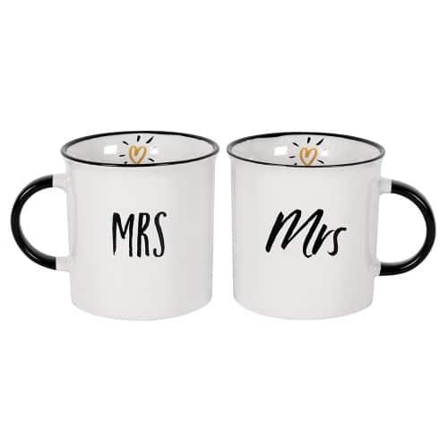 bruiloft-decoratie-mokken-mrs-mrs-black-white