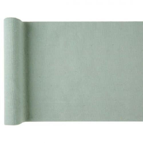 bruiloft-decoratie-tafelloper-mint (1)