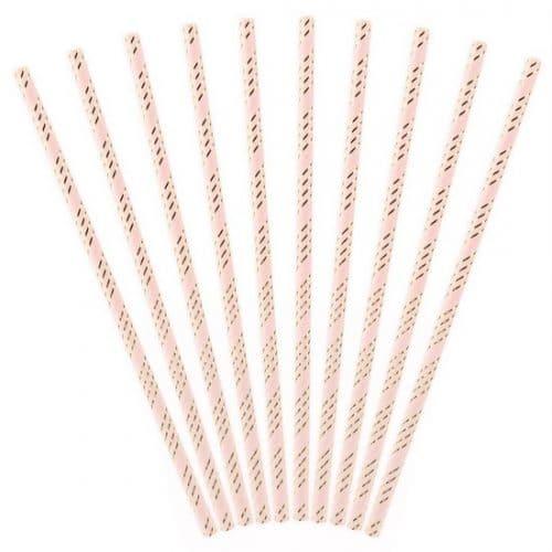 bruiloft-decoratie-papieren-rietjes-pink-gold-3