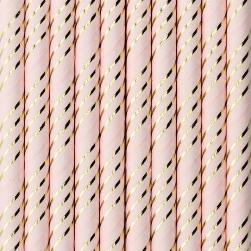 bruiloft-decoratie-papieren-rietjes-pink-gold-4