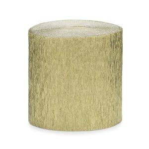 bruiloft-decoratie-crepe-papier-slinger-goud-2