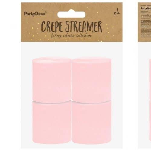 bruiloft-decoratie-crepe-papier-slinger-licht-roze