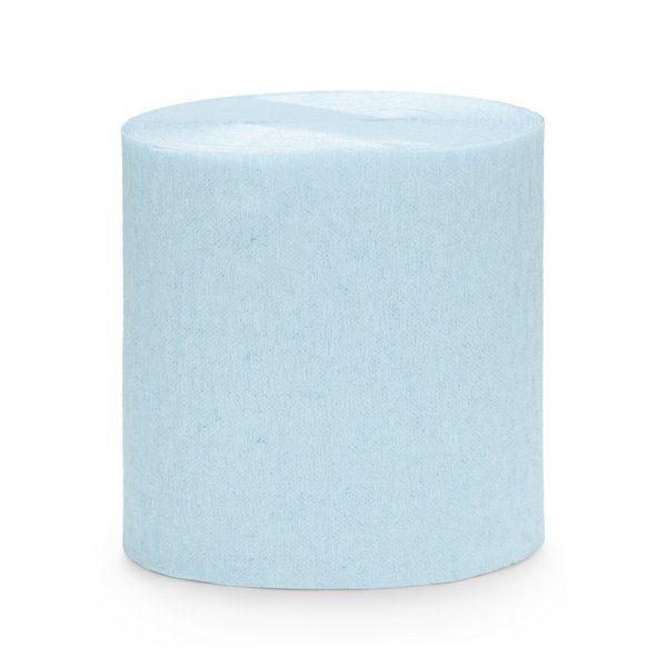 bruiloft-decoratie-crepe-papier-slinger-lichtblauw-4