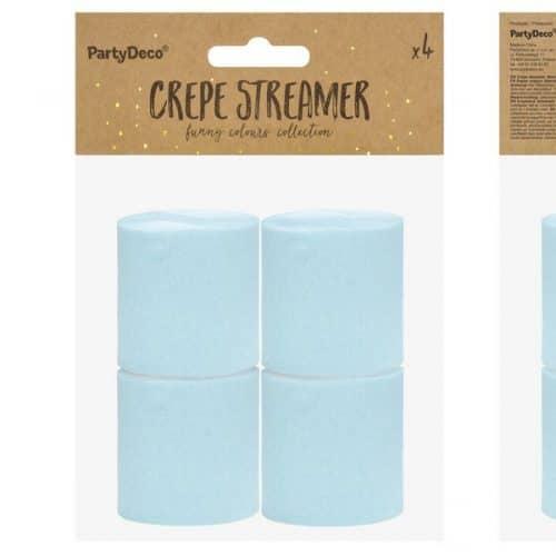 bruiloft-decoratie-crepe-papier-slinger-lichtblauw