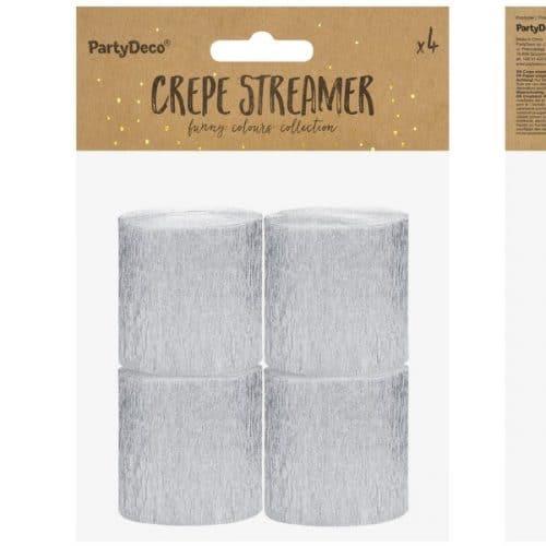 bruiloft-decoratie-crepe-papier-slinger-zilver-2