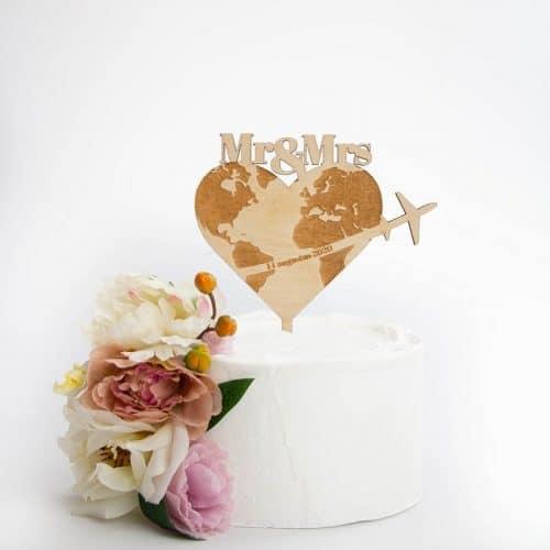 bruiloft-decoratie-taarttopper-reizen