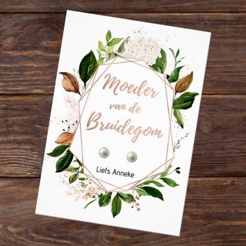bruiloft-decoratie-oorbellen-mother-of-the-groom-rose-gold-greenery-nl