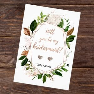 bruiloft-decoratie-oorbellen-will-you-be-my-bridesmaid-rose-gold-greenery-eng