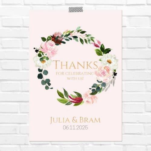 bruiloft-decoratie-poster-bedankjes-burgundy-rose-eng