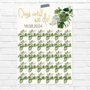 bruiloft-decoratie-poster-days-until-we-do-gold-greenery-eng