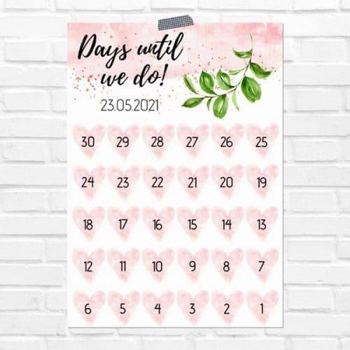 bruiloft-decoratie-poster-days-until-we-do-rose-gold-greenery-eng
