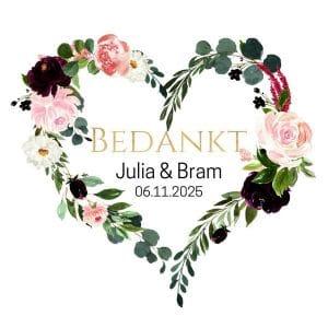 bruiloft-decoratie-stickers-bedankt-burgundy-rose