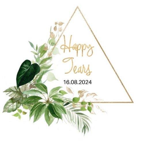 bruiloft-decoratie-stickers-happy-tears-gold-greenery