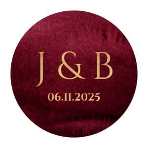 bruiloft-decoratie-stickers-initialen-burgundy-rose