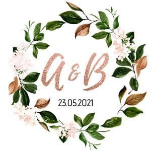bruiloft-decoratie-stickers-initialen-rose-gold-greenery-35st
