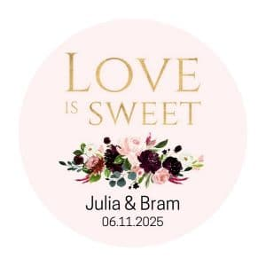 bruiloft-decoratie-stickers-love-is-sweet-burgundy-rose