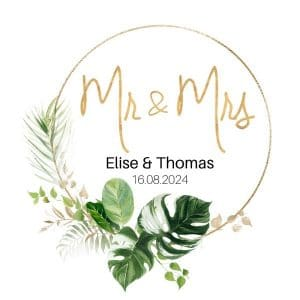 bruiloft-decoratie-stickers-mr-mrs-gold-greenery