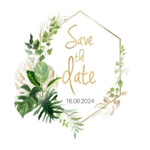 bruiloft-decoratie-stickers-save-the-date-gold-greenery