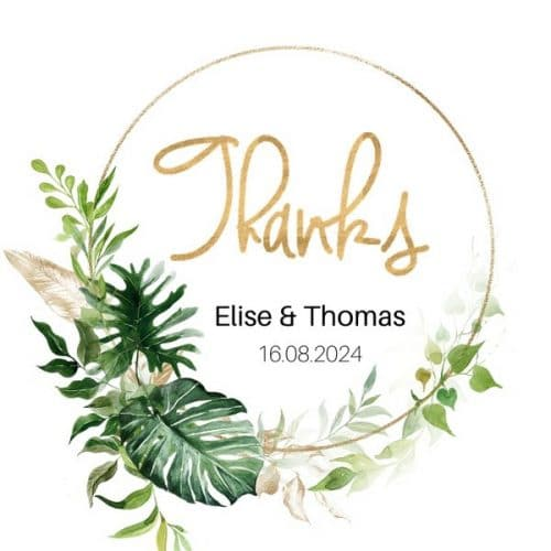bruiloft-decoratie-stickers-thanks-gold-greenery