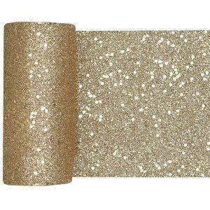 bruiloft-decoratie-tafelloper-gold-glitter-small
