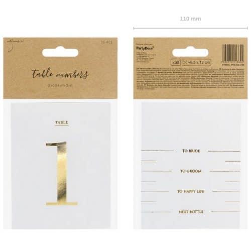 bruiloft-decoratie-tafelnummers-white-gold-bottle-labels