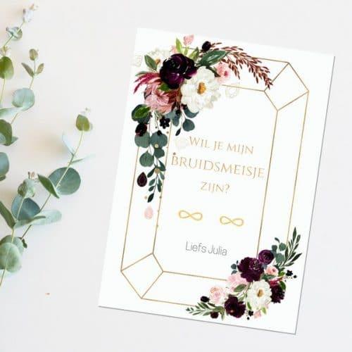 oorbellen-wil-je-mijn-bruidsmeisje-zijn-burgundy-rose