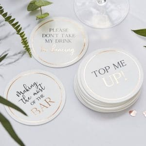 bruiloft-decoratie-drank-tokens-botanical-wedding-3