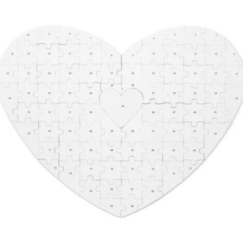 bruiloft-decoratie-gastenboek-puzzel-heart-kraft-gold