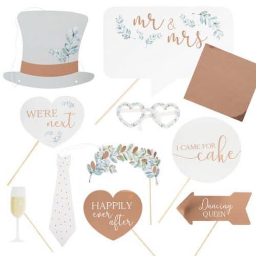 bruiloft-decoratie-photobooth-props-botanical-wedding-gepersonaliseerd