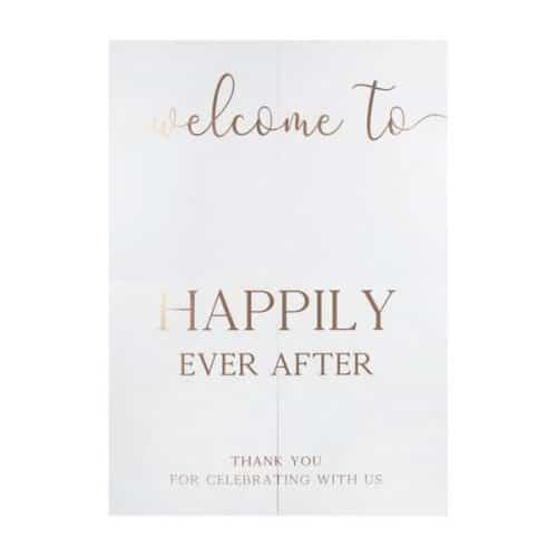 bruiloft-decoratie-welkomstbord-botanical-wedding-gepersonaliseerd