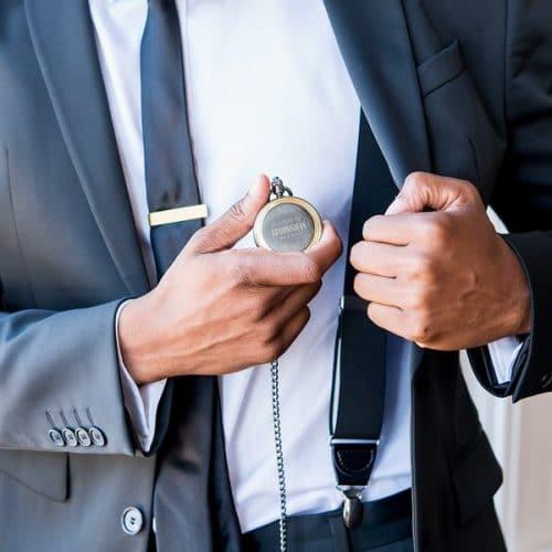 bruiloft-decoratie-zakhorloge-gold-frame-modern-groomsman-gepersonaliseerd-3