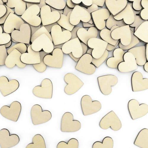 bruiloft-decoratie-houten-confetti-hearts