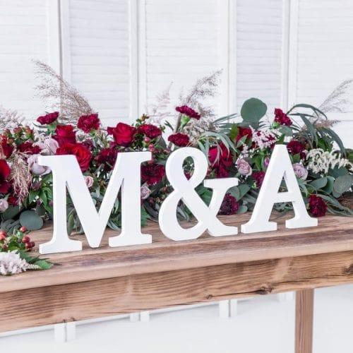 bruiloft-decoratie-houten-letter