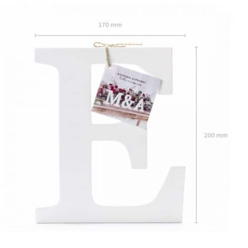bruiloft-decoratie-houten-letter-e-wit-3